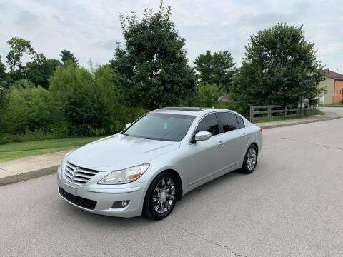2009 Hyundai Genesis for sale at Abe's Auto LLC in Lexington KY