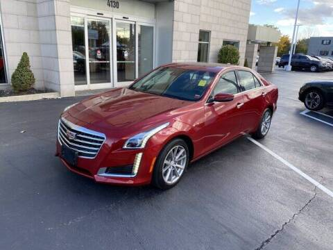 2017 Cadillac CTS for sale at Cappellino Cadillac in Williamsville NY