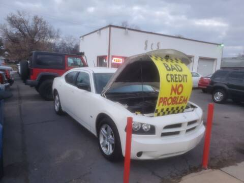 2008 Dodge Charger for sale at J & J Used Cars inc in Wayne MI