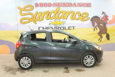 2017 Chevrolet Spark for sale at Sundance Chevrolet in Grand Ledge MI