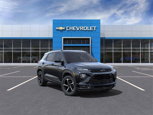 2022 Chevrolet TrailBlazer for sale in Janesville, WI