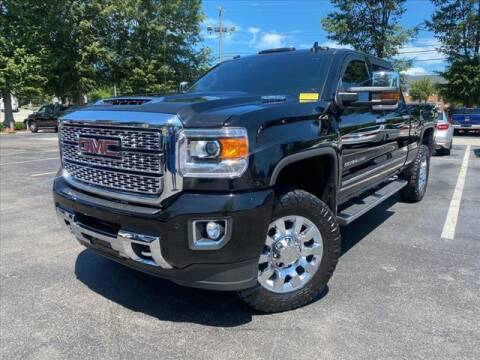 2018 GMC Sierra 2500HD for sale at iDeal Auto in Raleigh NC