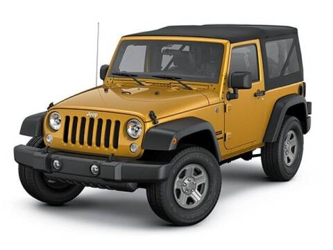 2014 Jeep Wrangler for sale at Griffin Mitsubishi in Monroe NC