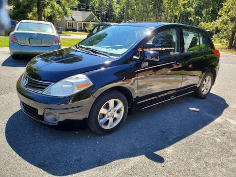 2012 Nissan Versa for sale at Tri State Auto Brokers LLC in Fuquay Varina NC