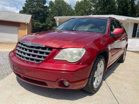 2008 Chrysler Pacifica for sale at Efficiency Auto Buyers in Milton GA