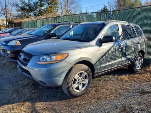 2009 Hyundai Santa Fe for sale at M & M Auto Brokers in Chantilly VA