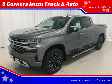2020 Chevrolet Silverado 1500 for sale at 5 Corners Isuzu Truck & Auto in Cedarburg WI