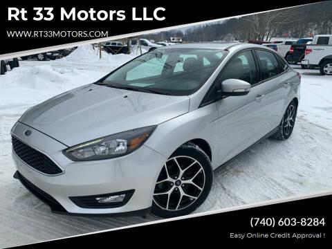 2017 Ford Focus for sale at Rt 33 Motors LLC in Rockbridge OH
