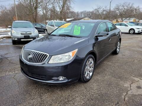 2013 Buick LaCrosse for sale at Murdock Used Cars in Niles MI