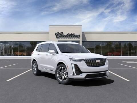 2021 Cadillac XT6 for sale at Bob Clapper Automotive, Inc in Janesville WI