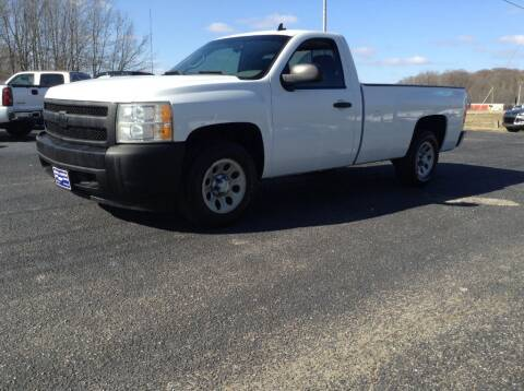 2008 Chevrolet Silverado 1500 for sale at Darryl's Trenton Auto Sales in Trenton TN