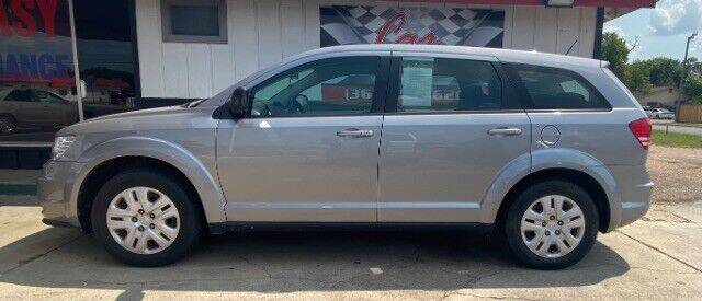 2015 Dodge Journey for sale at Car Country in Victoria TX