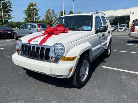 2006 Jeep Liberty for sale at Charlotte Auto Group, Inc in Monroe NC