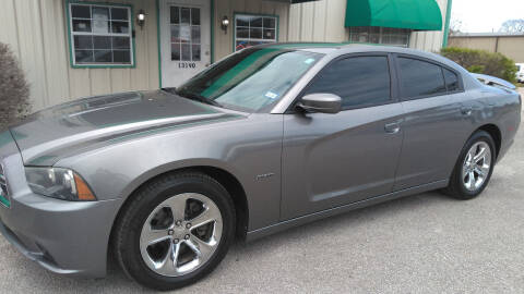 2012 Dodge Charger for sale at Haigler Motors Inc in Tyler TX