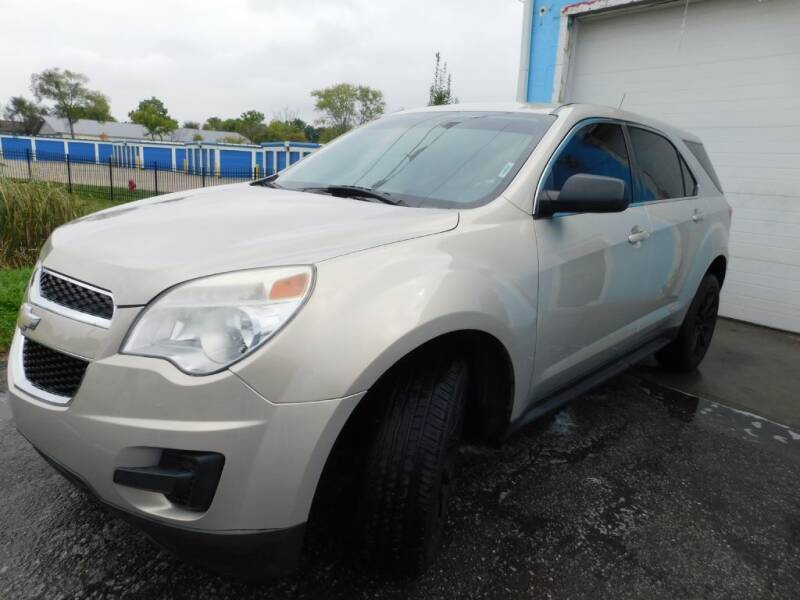 2012 Chevrolet Equinox for sale at Safeway Auto Sales in Indianapolis IN