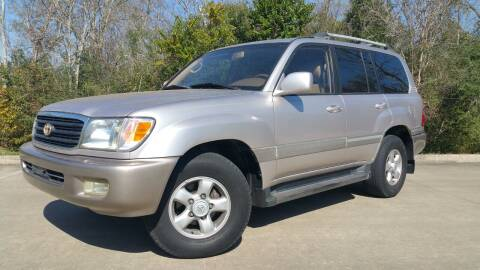 1998 Toyota Land Cruiser for sale at Houston Auto Preowned in Houston TX