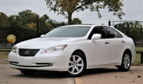 2007 Lexus ES 350 for sale at Texas Auto Corporation in Houston TX