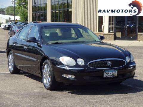 2007 Buick LaCrosse for sale at RAVMOTORS 2 in Crystal MN
