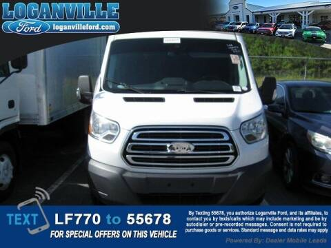 2015 Ford Transit Passenger for sale at Loganville Quick Lane and Tire Center in Loganville GA