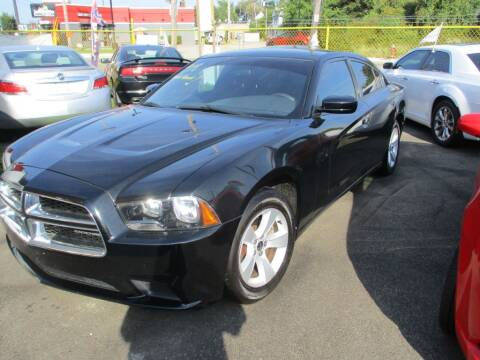 2012 Dodge Charger for sale at City Wide Auto Mart in Cleveland OH
