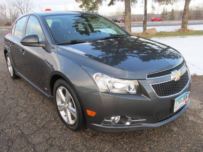 2013 Chevrolet Cruze for sale at Buy-Rite Auto Sales in Shakopee MN