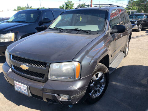 2006 Chevrolet TrailBlazer for sale at TTT Auto Sales in Spokane WA