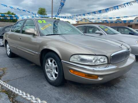 2002 Buick Park Avenue for sale at Wilkinson Used Cars in Milledgeville GA