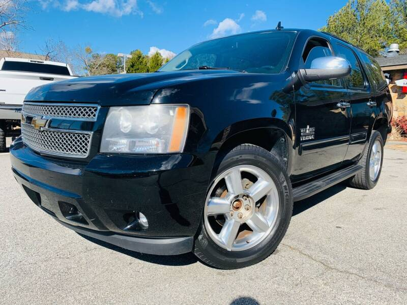 2011 Chevrolet Tahoe for sale at Classic Luxury Motors in Buford GA