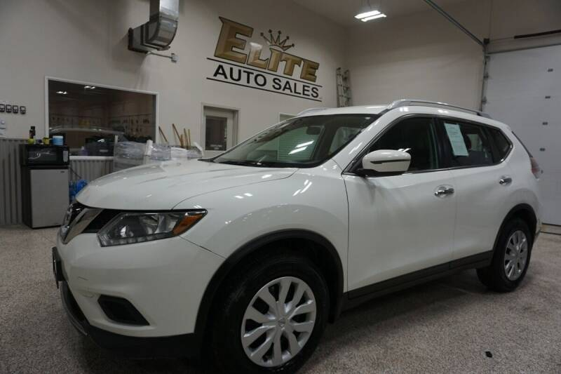 2016 Nissan Rogue for sale at Elite Auto Sales in Idaho Falls ID