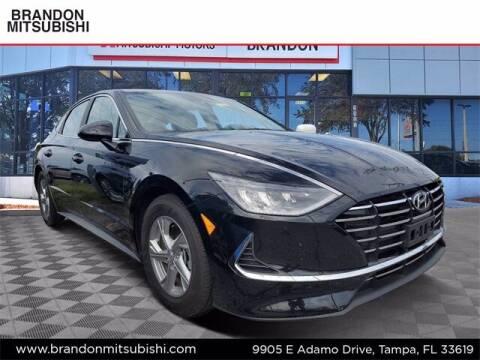 2021 Hyundai Sonata for sale at Brandon Mitsubishi in Tampa FL