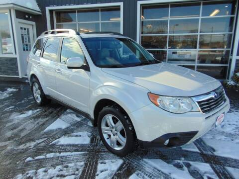 2010 Subaru Forester for sale at Akron Auto Sales in Akron OH