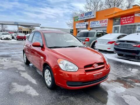 2011 Hyundai Accent for sale at AZ AUTO in Carlisle PA