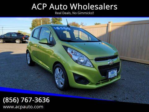 2014 Chevrolet Spark for sale at ACP Auto Wholesalers in Berlin NJ