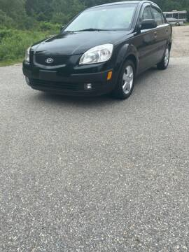 2007 Kia Rio for sale at Cars R Us Of Kingston in Kingston NH