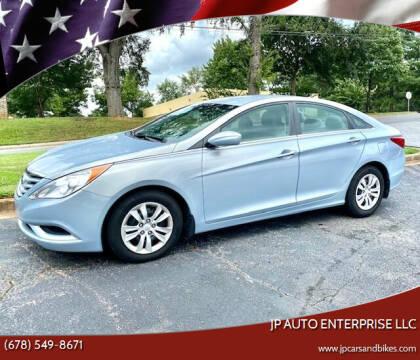 2013 Hyundai Sonata for sale at JP Auto Enterprise LLC in Duluth GA
