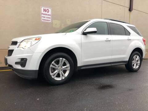 2012 Chevrolet Equinox for sale at International Auto Sales in Hasbrouck Heights NJ