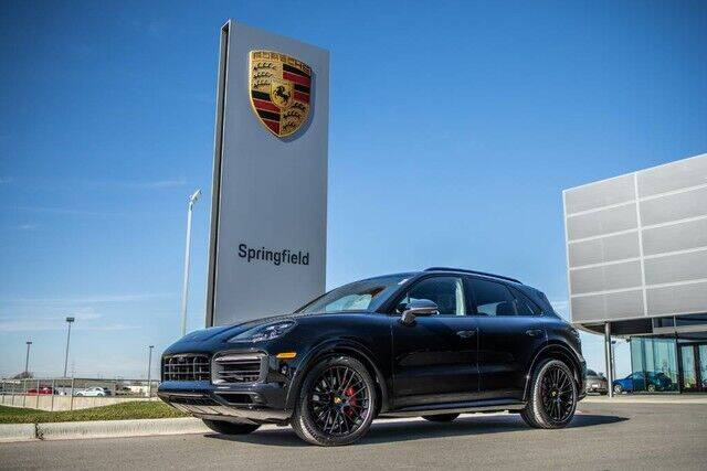 2021 Porsche Cayenne for sale at Napleton Autowerks in Springfield MO