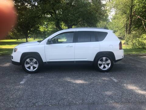 2017 Jeep Compass for sale at Bob's Motors in Washington DC