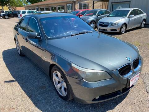2005 BMW 5 Series for sale at Truck City Inc in Des Moines IA