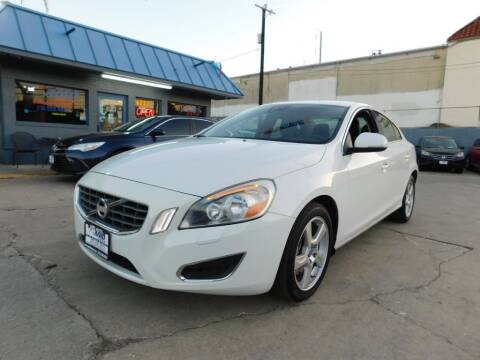 2013 Volvo S60 for sale at AMD AUTO in San Antonio TX