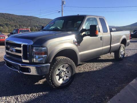 2008 Ford F-350 Super Duty for sale at Troys Auto Sales in Dornsife PA