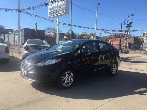 2014 Ford Fiesta for sale at Dino Auto Sales in Omaha NE