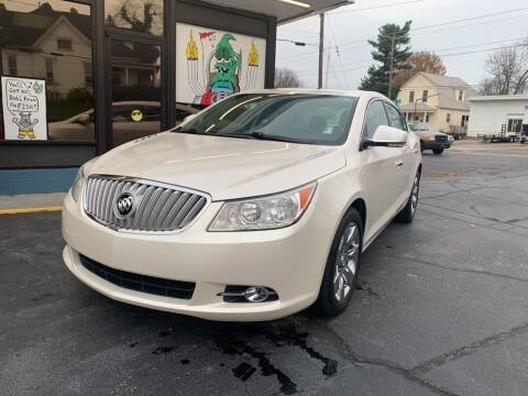 2011 Buick LaCrosse for sale at Superior Automotive Group in Owensboro KY