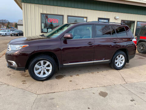 2013 Toyota Highlander for sale at Murphy Motors Next To New Minot in Minot ND