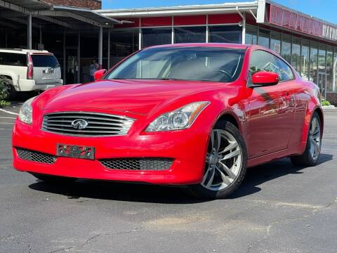2008 Infiniti G37 for sale at MAGIC AUTO SALES in Little Ferry NJ