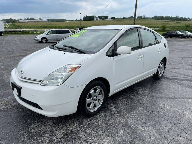 2004 Toyota Prius for sale at Biron Auto Sales LLC in Hillsboro OH