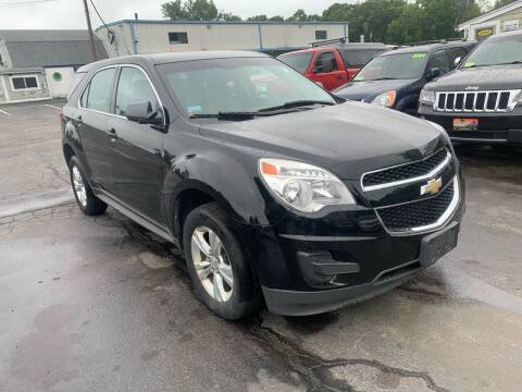 2011 Chevrolet Equinox for sale at Irving Auto Sales in Whitman MA
