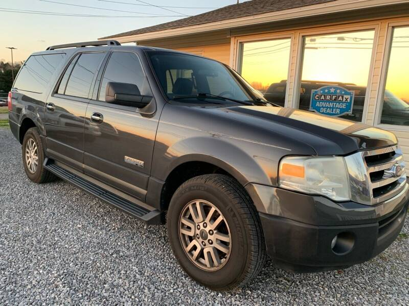 2007 Ford Expedition EL for sale at Dream Team Motors Inc in Seymour TN