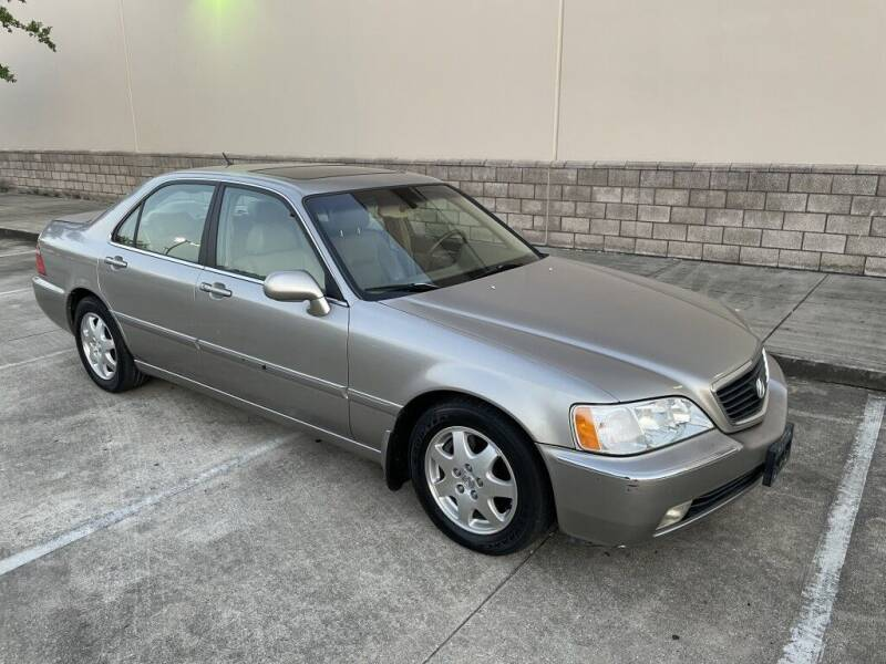 2002 Acura RL for sale in Houston, TX