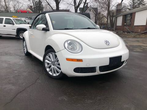 2009 Volkswagen New Beetle Convertible for sale at Affordable Cars in Kingston NY